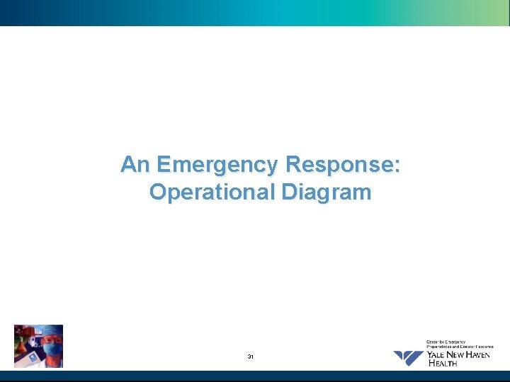 An Emergency Response: Operational Diagram 31
