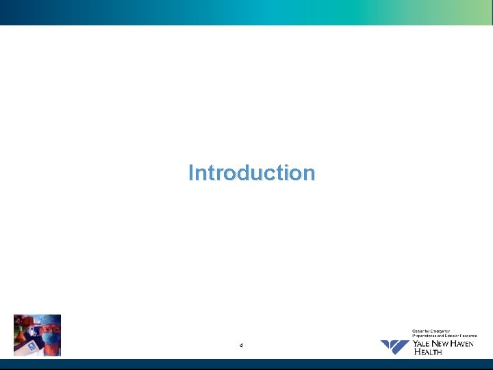 Introduction 4