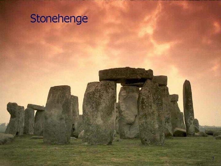 Stonehenge 7