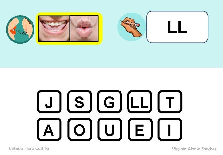 LL J S A O G LL T U I E