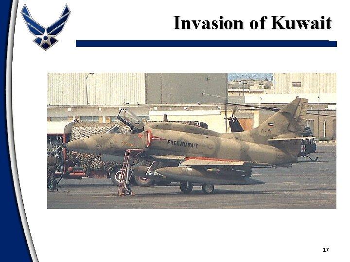 Invasion of Kuwait 17