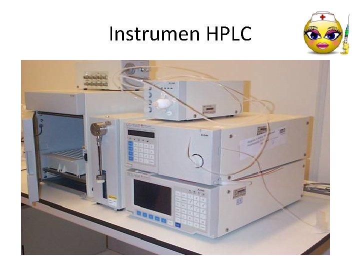 Instrumen HPLC