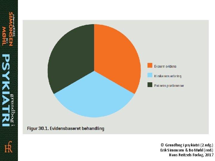 © Grundbog i psykiatri (2. udg. ) Erik Simonsen & Bo Møhl (red. )