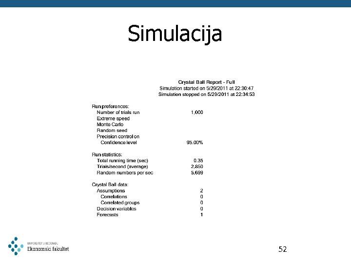 Simulacija 52