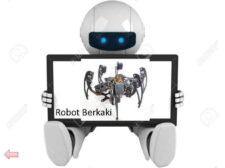 Robot Berkaki