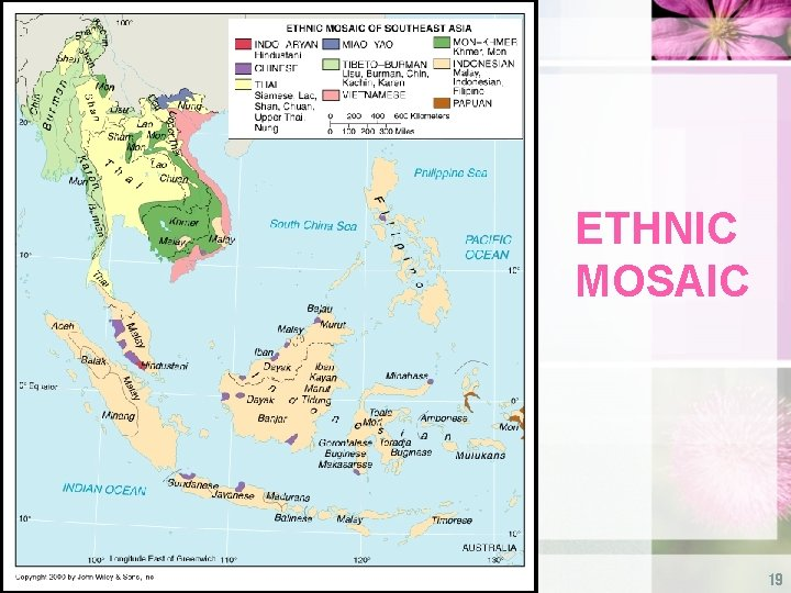ETHNIC MOSAIC 19