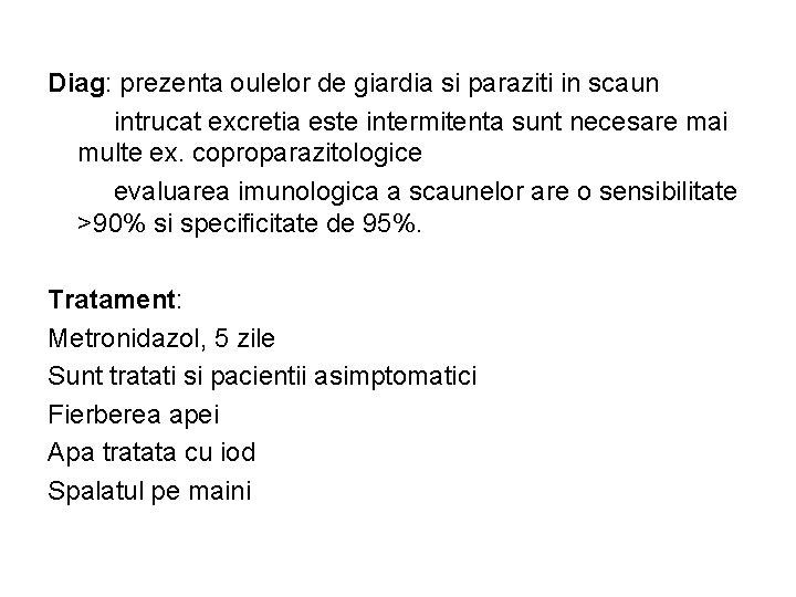 boala celiacă giardia)