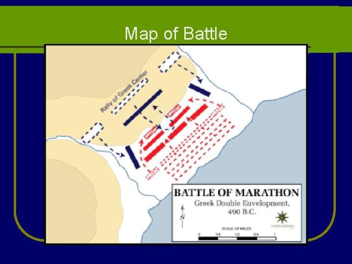 Map of Battle