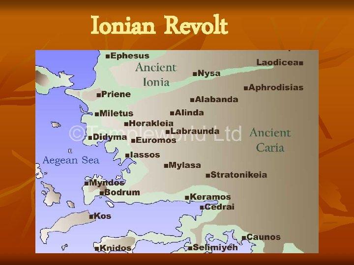 Ionian Revolt