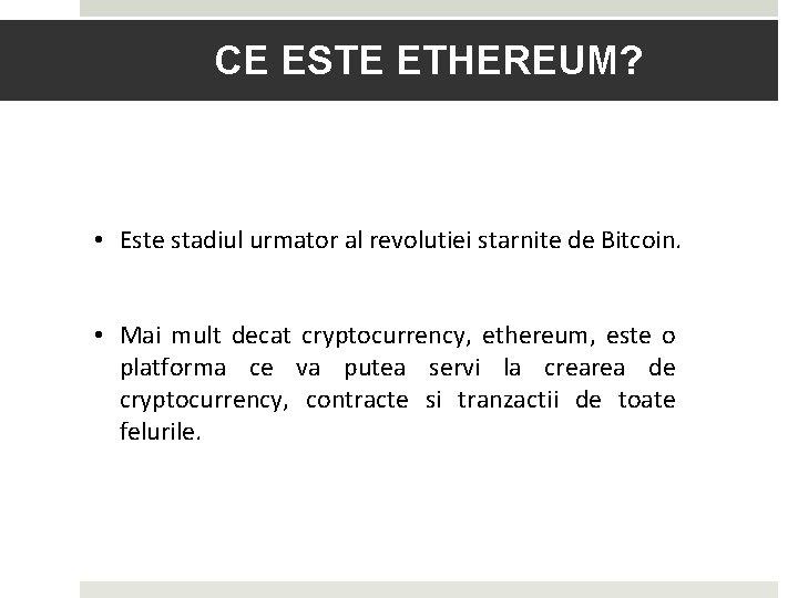 ce este sistemul de plată bitcoin)