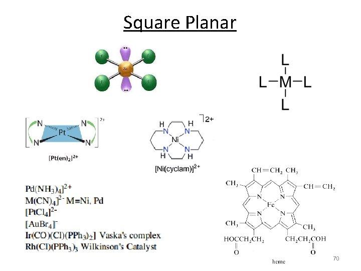 Square Planar 70