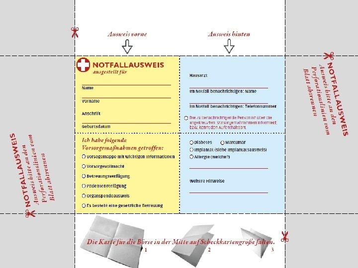 Notfallmappe Name Vorname Pdf Kostenfreier Download 0 11