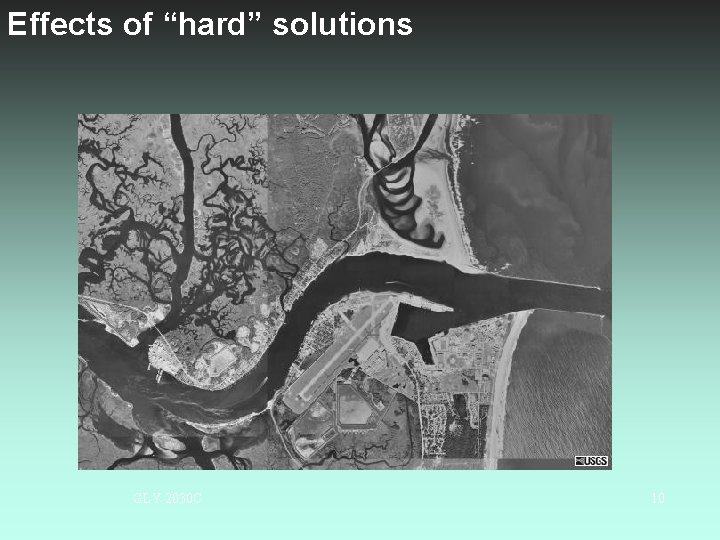 """Effects of """"hard"""" solutions GLY 2030 C 10"""