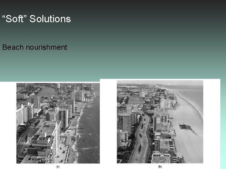"""Soft"" Solutions Beach nourishment GLY 2030 C 11"