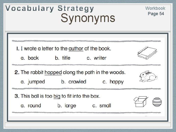 Fantastisk Synonym