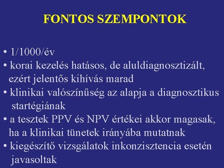 hypertonia tünetek