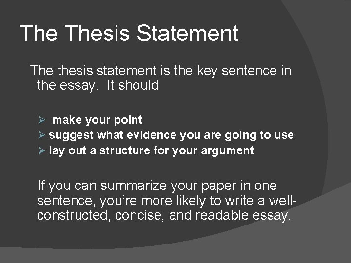 Good thesis statements about rosa parks professional article writing services au