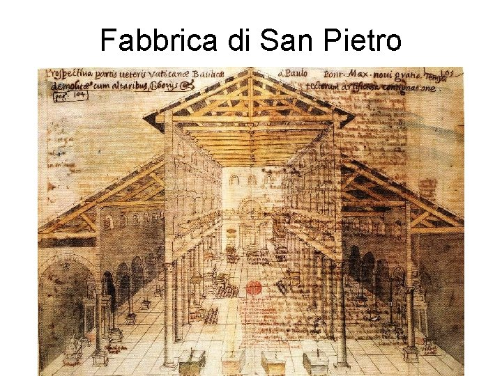 Fabbrica di San Pietro