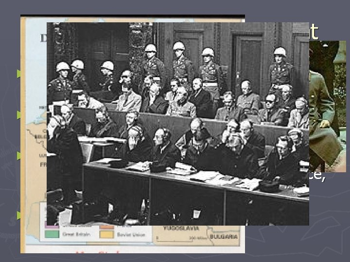 The End on the Western Front ► Yalta Conference- Big 3 (FDR, Churchill, Stalin)