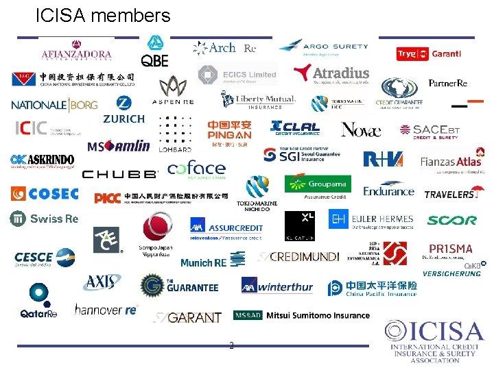 ICISA members 2