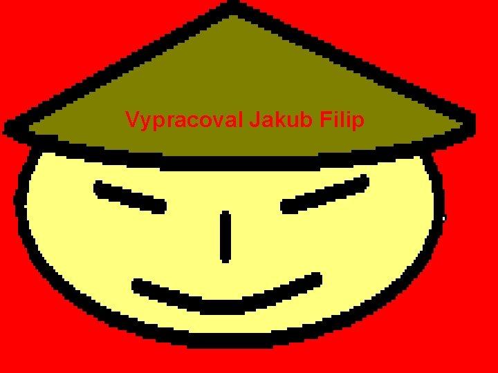 Vypracoval Jakub Filip