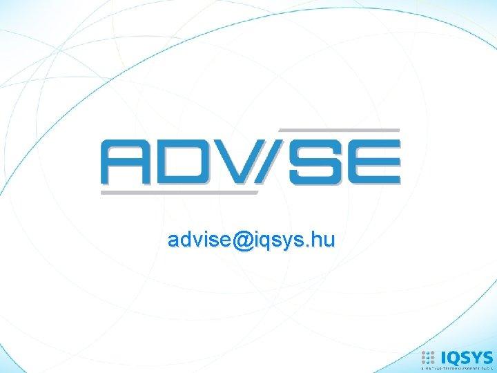 advise@iqsys. hu