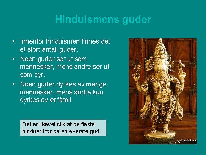 Antall Guder I Buddhismen