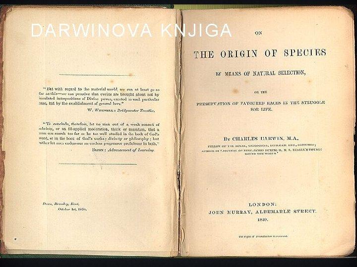 DARWINOVA KNJIGA