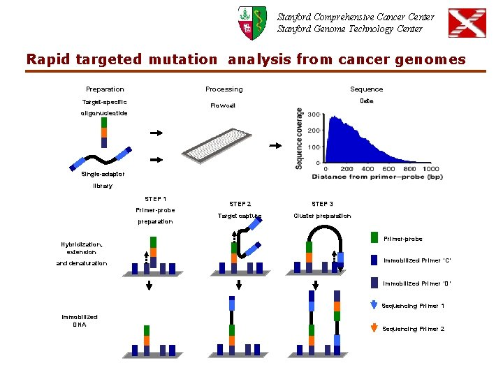 Stanford Comprehensive Cancer Center Stanford Genome Technology Center Rapid targeted mutation analysis from cancer