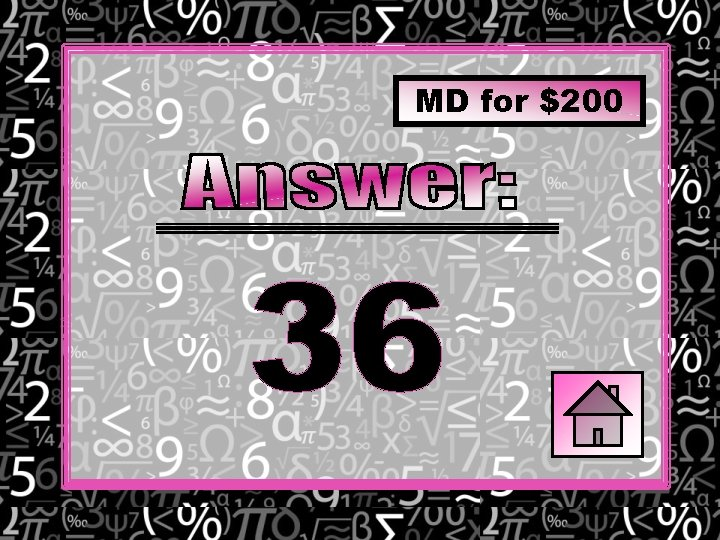 MD for $200 36