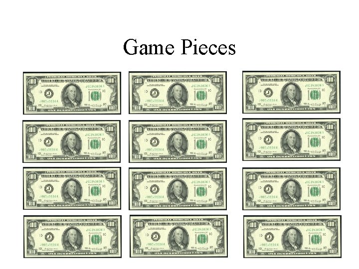 Game Pieces