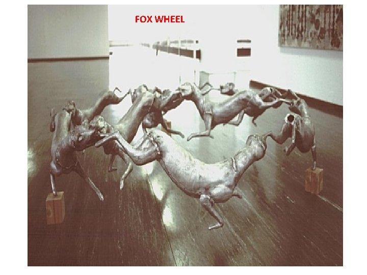 FOX WHEEL