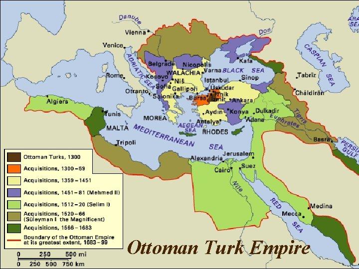 Ottoman Turk Empire