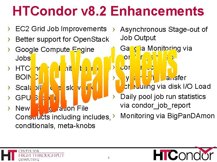 HTCondor v 8. 2 Enhancements › EC 2 Grid Job Improvements › Asynchronous Stage-out