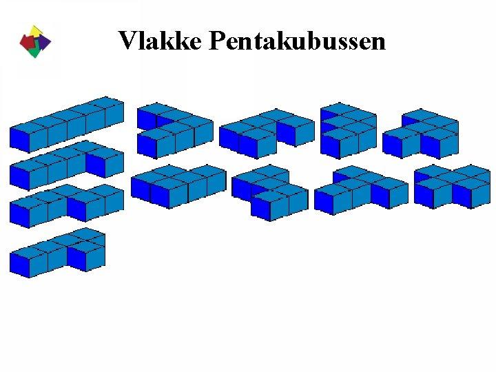 Vlakke Pentakubussen