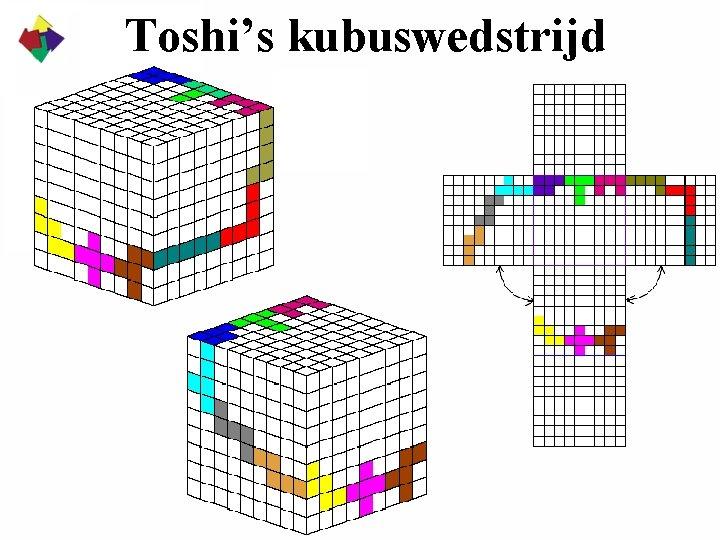 Toshi's kubuswedstrijd