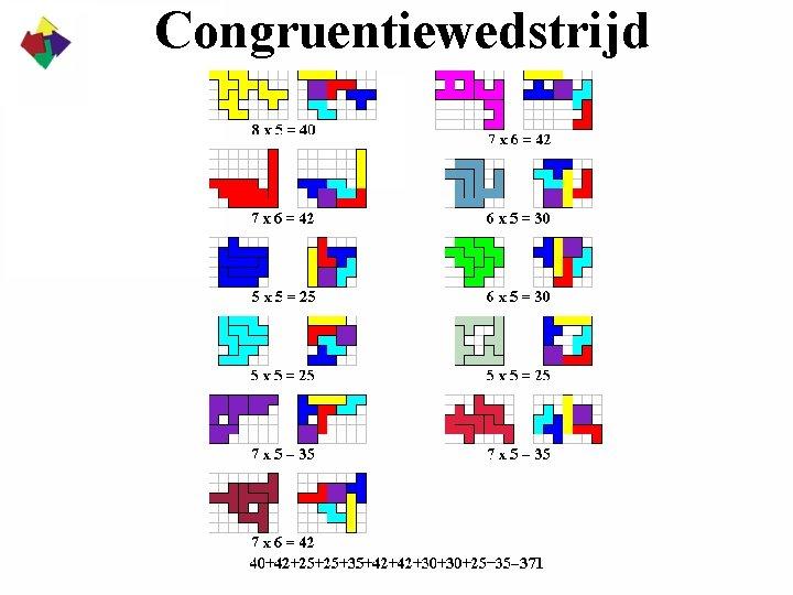 Congruentiewedstrijd