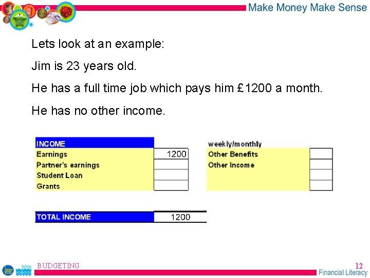 Eastbourne Citizens Advice Bureau Financial Literacy Budgeting Sponsored