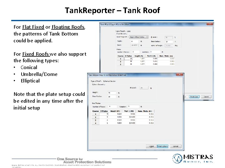 Tank. Reporter – Tank Roof For Flat Fixed or Floating Roofs, the patterns of