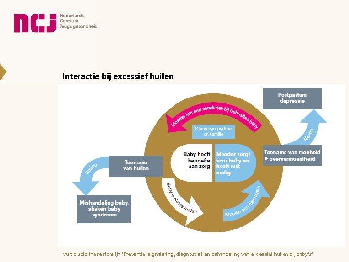 Interactie bij excessief huilen Multidisciplinaire richtlijn 'Preventie, signalering, diagnostiek en behandeling van excessief huilen