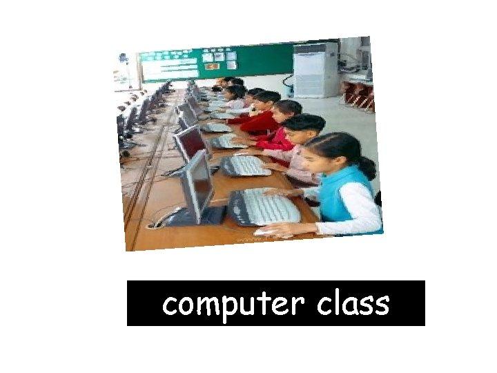 Math computer class
