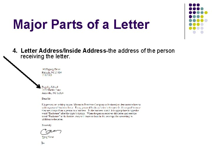 Business Letters A How To Types Of