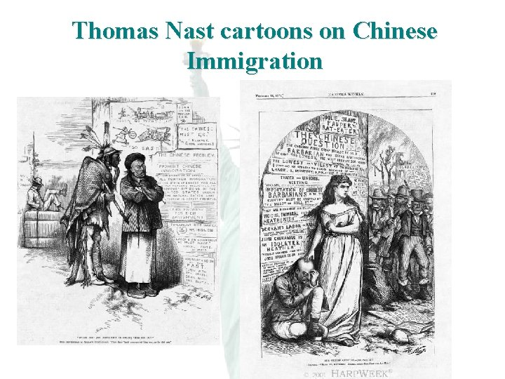 The New Immigration Who Were The New Immigrants