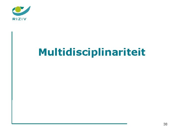 Multidisciplinariteit 38