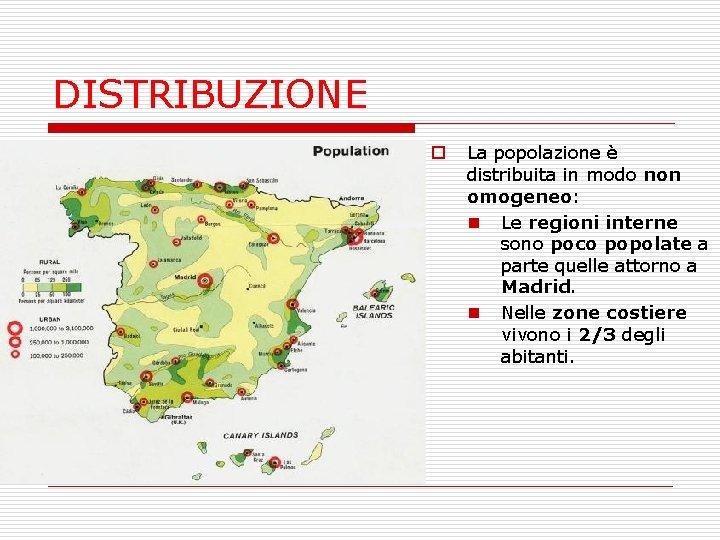 Cartina Spagna Galizia.Cartina Geografica Della Spagna Con Regioni