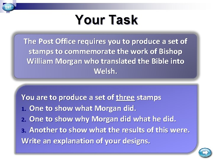 Your Task The Post Office requires you to produce a set of stamps to