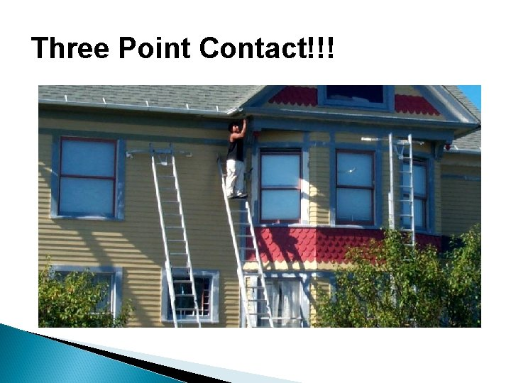 Three Point Contact!!! Copyright ã 2002 Progressive Business Publications