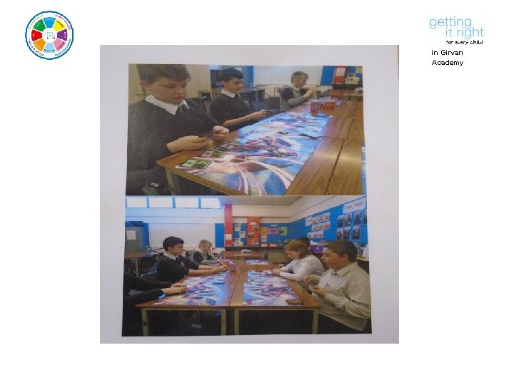 in Girvan Academy