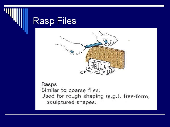 Rasp Files