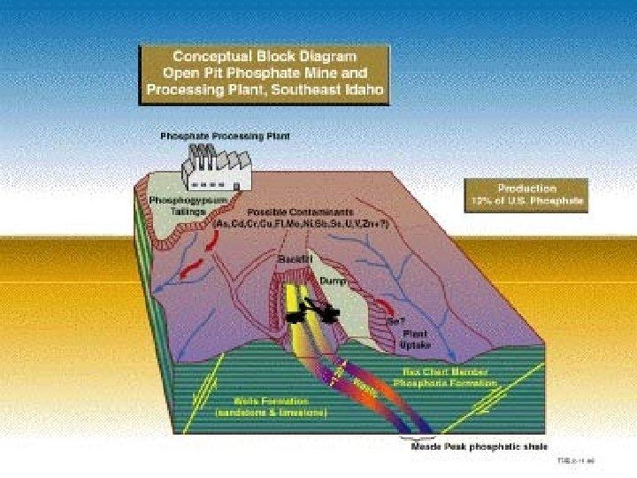 Phosphate Refining